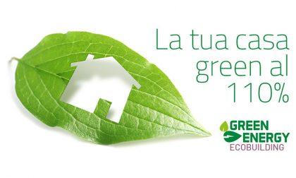 Ecobonus 110%, un'opportunità con Green Energy