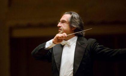Il maestro Riccardo Muti torna a Verona per dirigere il concerto dedicato a Dante