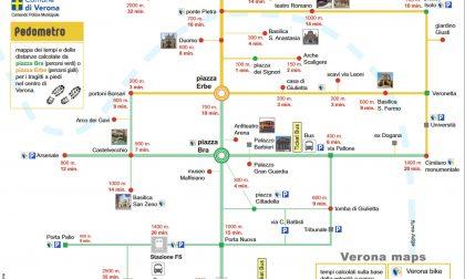 Ridurre traffico e incidentalità a Verona? Arriva la mappa della mobilità sostenibile