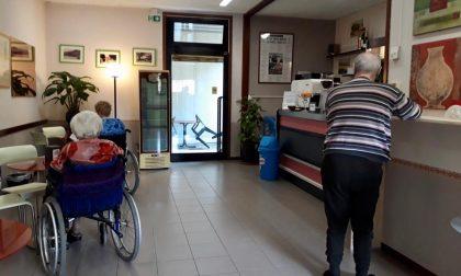 Riprendono i servizi della casa di riposo di Legnago e le visite dei familiari agli ospiti