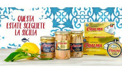 """Coalma, il tonno dei siciliani pescato """"come mare comanda"""""""