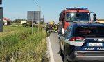 Grave incidente moto contro bicicletta a Gazzo Veronese