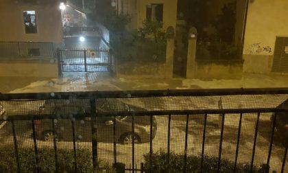 Grandine Verona, Borgo Venezia sott'acqua: danni ingenti ai garage e non solo – VIDEO