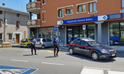 Caprino Veronese: tentano la rapina in banca, fermati in provincia di Brescia dopo un rocambolesco inseguimento