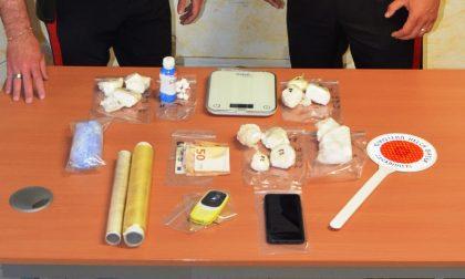 Scoperto 38enne con 800 grammi di cocaina nel garage a Isola della Scala, arrestato