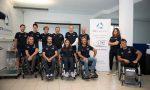 Obiettivo Tricolore: la grande staffetta degli atleti di Zanardi come messaggio di rinascita