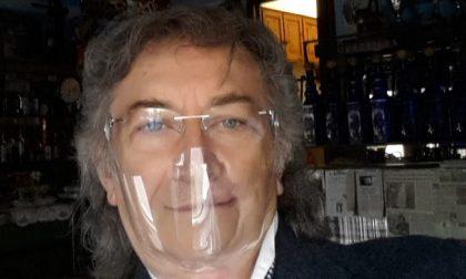 Mascherina trasparente ecologica per sordomuti, l'invenzione del veronese Marangoni