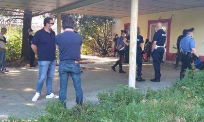 Immobile sgomberato e sei persone denunciate grazie alle segnalazioni dei residenti