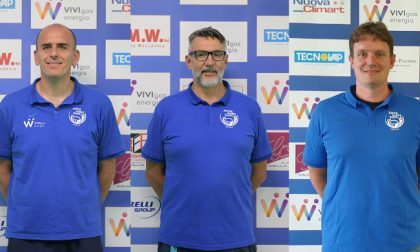 Arena Volley Team Verona: confermato Marcello Bertolini che lavorerà con Emanuel Frassoni