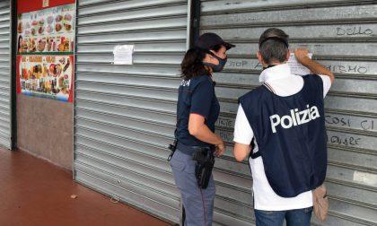 """Spacciatori, ubriachi e pregiudicati: il Questore chiude per 15 giorni il bar della Stazione """"Pak Grill"""""""