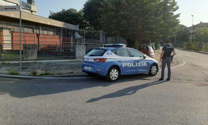 Fermata 21enne per essere espulsa dal territorio nazionale, prende a calci e morsi gli agenti