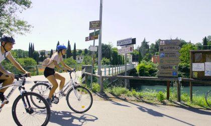 Valeggio bike friendly: si punta su mobilità e turismo ecosostenibili – LE FOTO