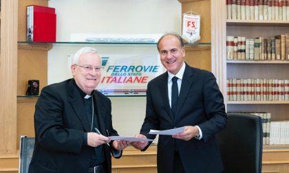 Gruppo FS italiane e CEI firmano convenzione per assistenza pastorale nelle chiese delle stazioni