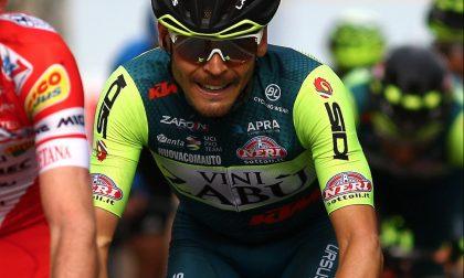 Zardini tornerà presto ad allenarsi per il Giro: operato con successo alla clinica San Francesco