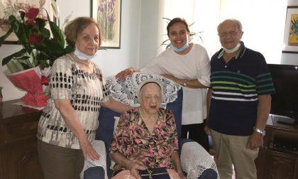 Elisa con i suoi 109 anni è la donna più longeva di Verona, pensa solo ai ricordi belli e ama cantare