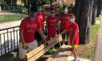 """""""Ci sto? Affare fatica!"""", ben 70 ragazzi di Legnago e Cerea per ripristinare il decoro del paese"""