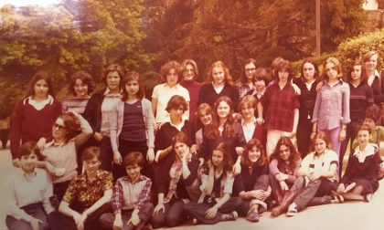 Prova a riunire gli ex compagni delle medie con una foto del 1977