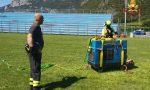 Impianto elettrico fuori uso al rifugio: nuovo gruppo elettrogeno trasportato in quota con l'elicottero – VIDEO