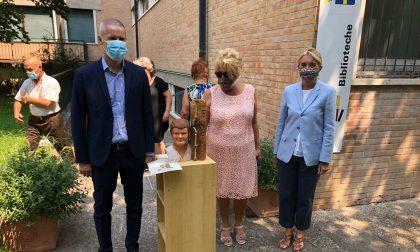 Strage di Bologna: alla scuola media Fedeli un busto in memoria di Davide Caprioli