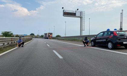 Tragedia sulla 434 a Zevio: 44enne perde il controllo della moto e muore a causa delle gravi ferite