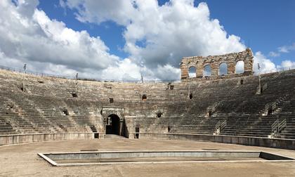 """""""Riscopriamo l'anfiteatro Arena"""", visite guidate gratuite per cittadini e turisti per il periodo estivo"""