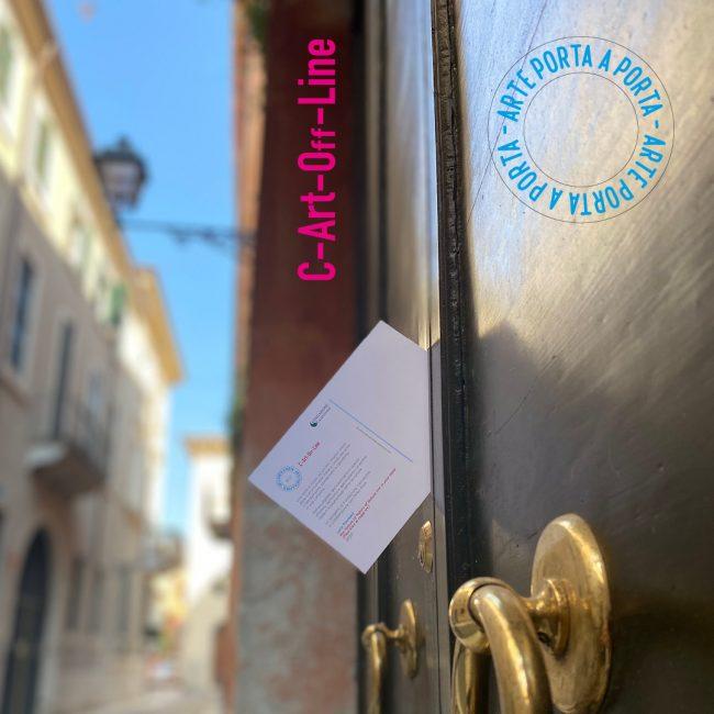 """Fondazione Cariverona, primo appuntamento del progetto """"Arte porta a porta"""""""