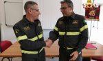 Passaggio di consegne: Luigi Giudice è il nuovo comandante dei Vigili del Fuoco