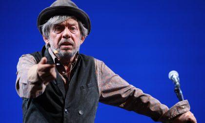 Paolo Rossi stasera inaugura il festival Shakespeariano dell'estate teatrale veronese