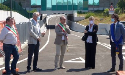 Aperta la nuova circonvallazione di Soave, opera attesa dal 2015