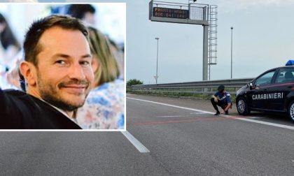 """Incidente mortale Transpolesana, l'appello della moglie di Brognoli: """"Cerco testimoni"""""""