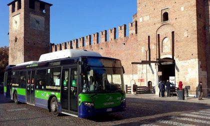 Tornano gli autobus la domenica e nei giorni feriali da San Massimo
