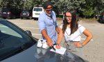 Turista derubata a Rimini, l'agente ritrova il cellulare e glielo riconsegna a Verona