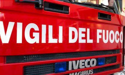Appartamento in fiamme a Verona, Vigili del Fuoco salvano 92enne