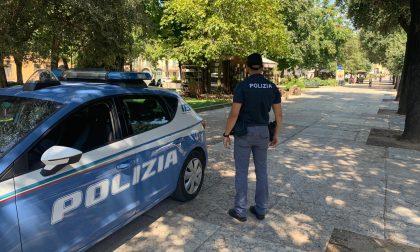 Folle corsa in via Trieste con il furgone rubato: giovane veronese arrestato