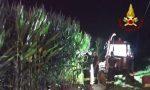 Gamba incastrata nella fresa, agricoltore vicentino in ospedale in codice rosso