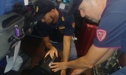 """Operazione """"Alto Impatto"""" della Polizia di Stato nella stazione Porta Nuova"""
