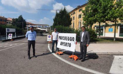 """Riaperto il parcheggio di Piazza Corrubbio, Sboarina: """"Era doveroso per residenti e commercianti"""""""