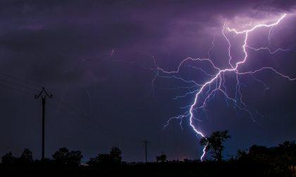 Maltempo in arrivo: previsti forti temporali con grandinate locali