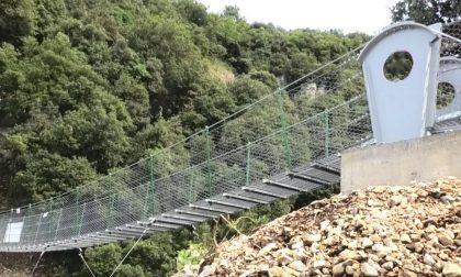 Scivola sul sentiero per il ponte del Crero, soccorsa dopo essersi lussata la caviglia