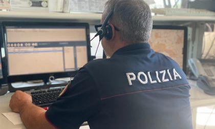 Ruba capi d'abbigliamento per un valore di 300 euro all'Adigeo, arrestato