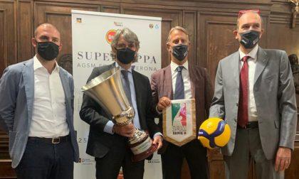 """Serie A Volley: a Verona la finale """"Del Monte Supercoppa 2020"""" con il pubblico"""