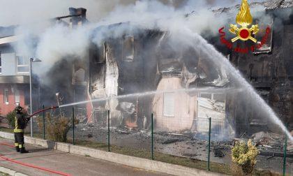 Incendio domato alla casa di riposo: evacuati 83 ospiti e 19 operatori, 5 persone assistite