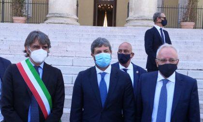"""Robero Fico in visita a Verona: """"Unendo le forze l'autonomia sarà possibile"""" VIDEO"""