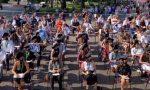 Da tutta Italia in Piazza Bra per la consegna del doppio diploma Italia-Usa – Gallery