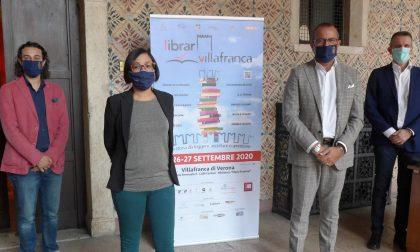 """""""LibrarVillafranca"""", tre giorni di libri, cultura e appuntamenti con gli autori"""