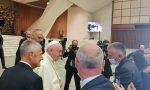 """Banco Farmaceutico di Verona in udienza privata da Papa Francesco, Vanzan: """"Gioia immensa"""""""