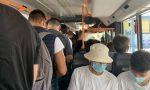 """Assembramenti bus, Filt e Flc Cgil: """"Paradossale addossare la colpa alle scuole"""""""