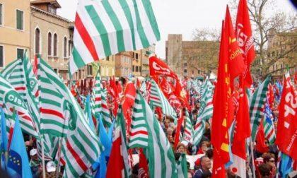 """""""Ripartire dal Lavoro"""", la mobilitazione nazionale dei sindacati parte da Verona"""