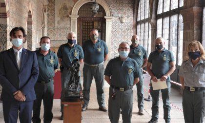 Encomi a sei agenti: si sono distinti nelle operazioni di attività venatoria e in ambito ambientale