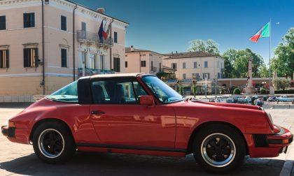 Bardolino Porsche Classic Show tra esposizioni, attività, seminari e incontri